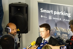 Potpisan ugovor za realizaciju Smart Split parking projekta